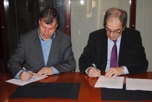 El CLÚSIC i el Col·legi d'Enginyers Industrials de Catalunya signen un conveni de col·laboració