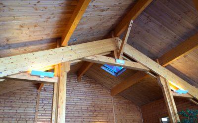 Les estructures de fusta, un patrimoni molt nostre que cal preservar