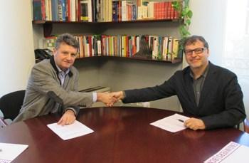 ENGINYERS BCN i el CLÚSIC signen un conveni de col·laboració
