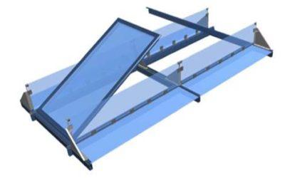 Ventanas de cubierta con marcado CE según norma UNE-EN 12101-2