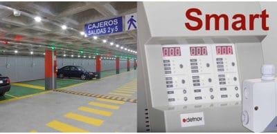 """""""Smart CO"""": eficiència energètica vinculada a la detecció de CO en aparcaments"""