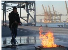 El risc d'incendi i els plans d'autoprotecció