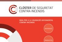 El CLÚSIC hace pública la Guia per a la validación documental de materiales, productos, equipis y sistemas contra incendios