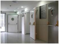 Manteniment de portes per a vianants amb funció de protecció contra incendis