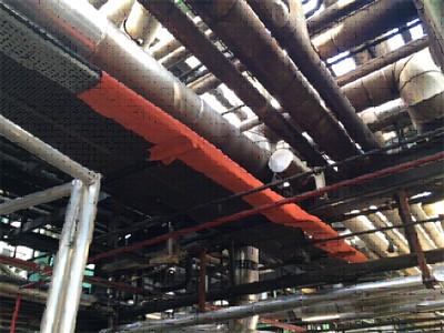 Protecció passiva en cables i safates elèctriques