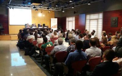 El CLÚSIC present a la Jornada multitudinària sobre naus logístiques