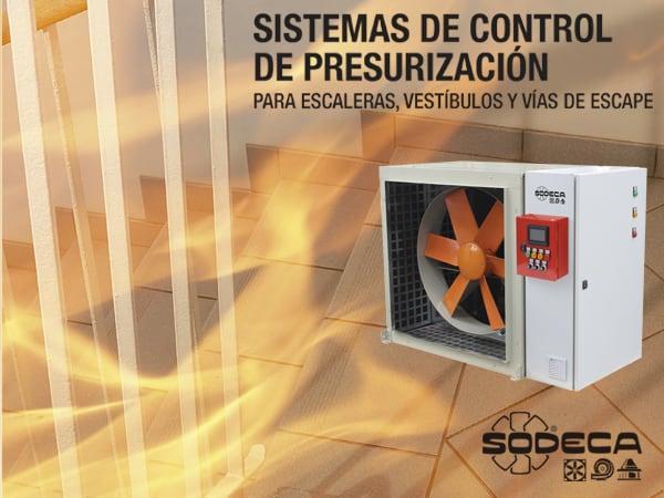 Protección frente al humo de las escaleras especialmente protegidas. La nueva SP138:2017