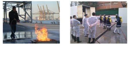 Formació en emergències per a integrants de l'equip d'intervenció a les instal·lacions del client