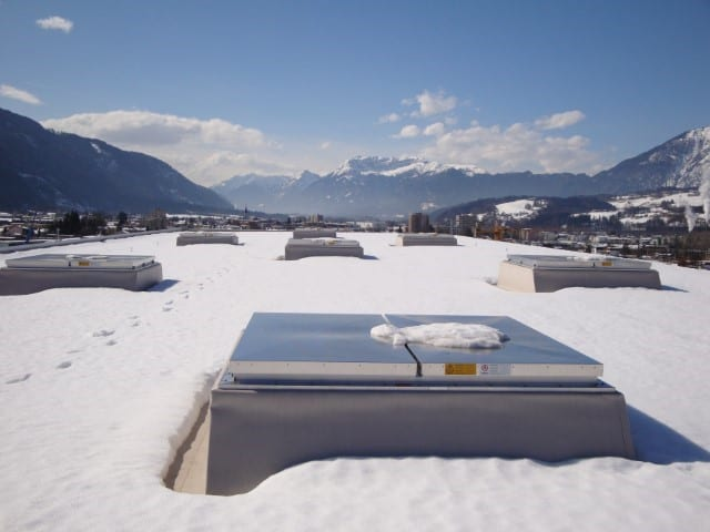 La importancia del accionamiento del sistema de control de humos en fase de diseño y cálculo del mismo