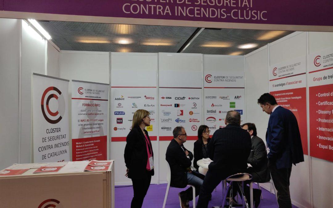 El CLÚSIC present al Security Forum