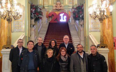 El CLÚSIC visita l'emblemàtic Gran Teatre del Liceu