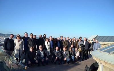Asamblea general de socios y visita al MNAC