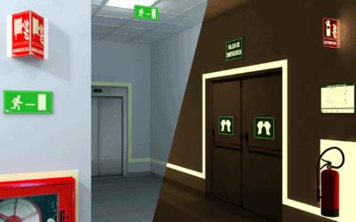 Nova versió de la NORMA UNE 23033:2019 sobre seguretat contra incendis. Senyalització de seguretat.