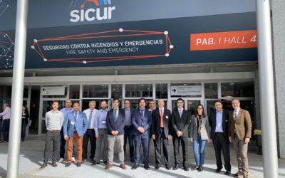 Gran nombre d'associats al CLÚSIC, presents a SICUR