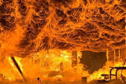 Guia protecció contra incendis per a estructures metàl·liques