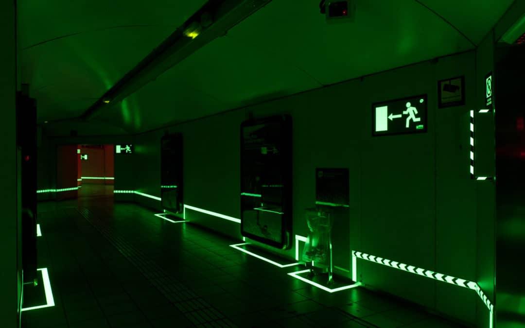 Què es pot substituir i què no en el manteniment dels Sistemes de Senyalització fotoluminiscent?