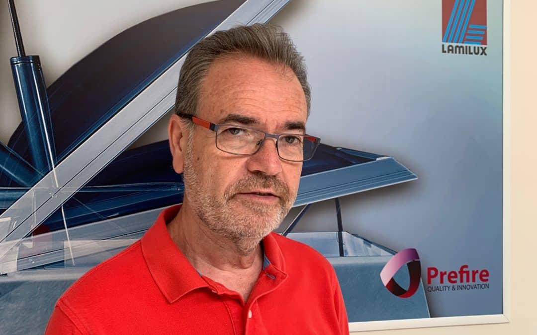 Entrevista a Elías López del GRUP PREFIRE