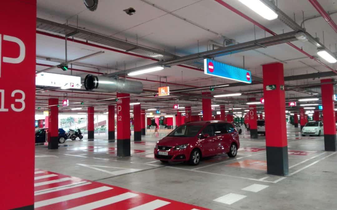 Present i futur de la ventilació d'aparcaments UNE 100166