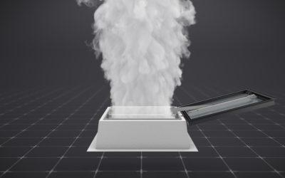 Exutoris/airejadors per al control de temperatura i evacuació de fums (SCTEH)
