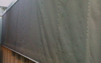 Clasificaciones de resistencia al fuego de cortinas cortafuegos