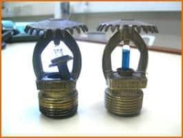 Avaluació i assaig de sistemes de protecció contra incendis existents