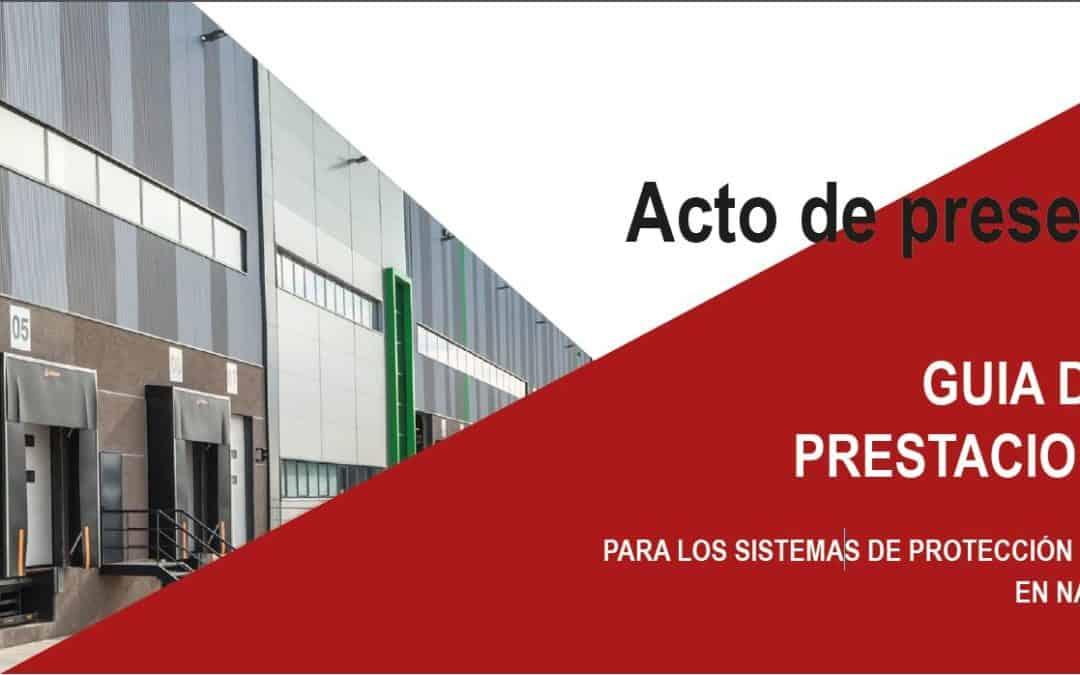 Acte de presentació on line de la Guia del disseny prestacional (PBD)